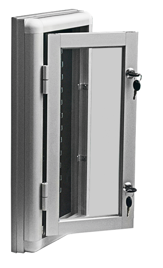 Gablota na klucze 25-KA1-QV